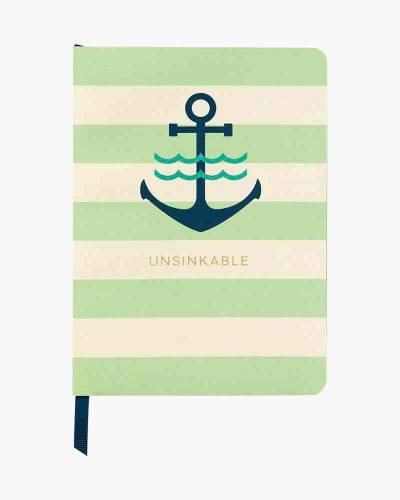 Unsinkable Anchor Ruled Notebook