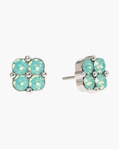 Sea La Vie Blessed Stud Earrings in Silver