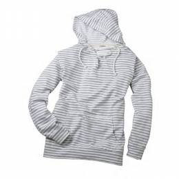 Too Cool Women's Striped Sweatshirt