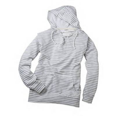 Women's Striped Sweatshirt