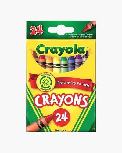 24-ct. Crayons