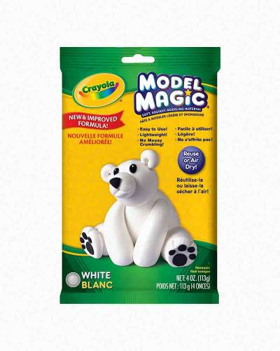 White Model Magic (4 oz.)