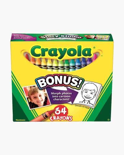 64-ct. Crayons