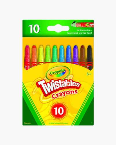 Mini Twistable Crayons
