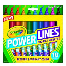 Crayola Powerlines Washable Markers
