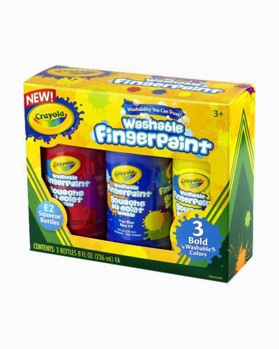Primary Washable Fingerpaint