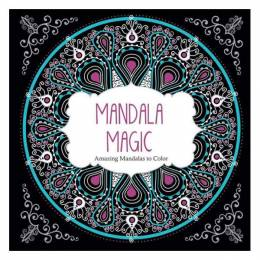 ArsEdition Mandala Magic: Amazing Mandalas to Color