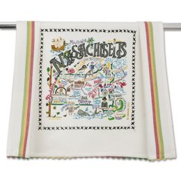 Catstudio Massachusetts Dish Towel