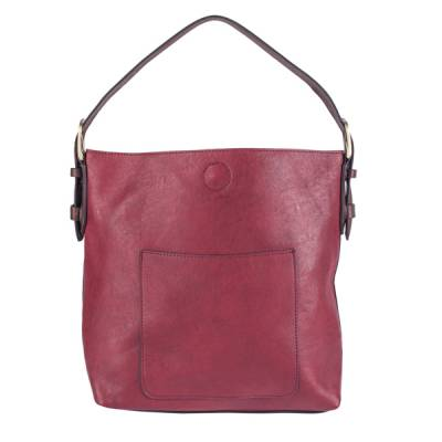 Buckle Strap Shoulder Bag