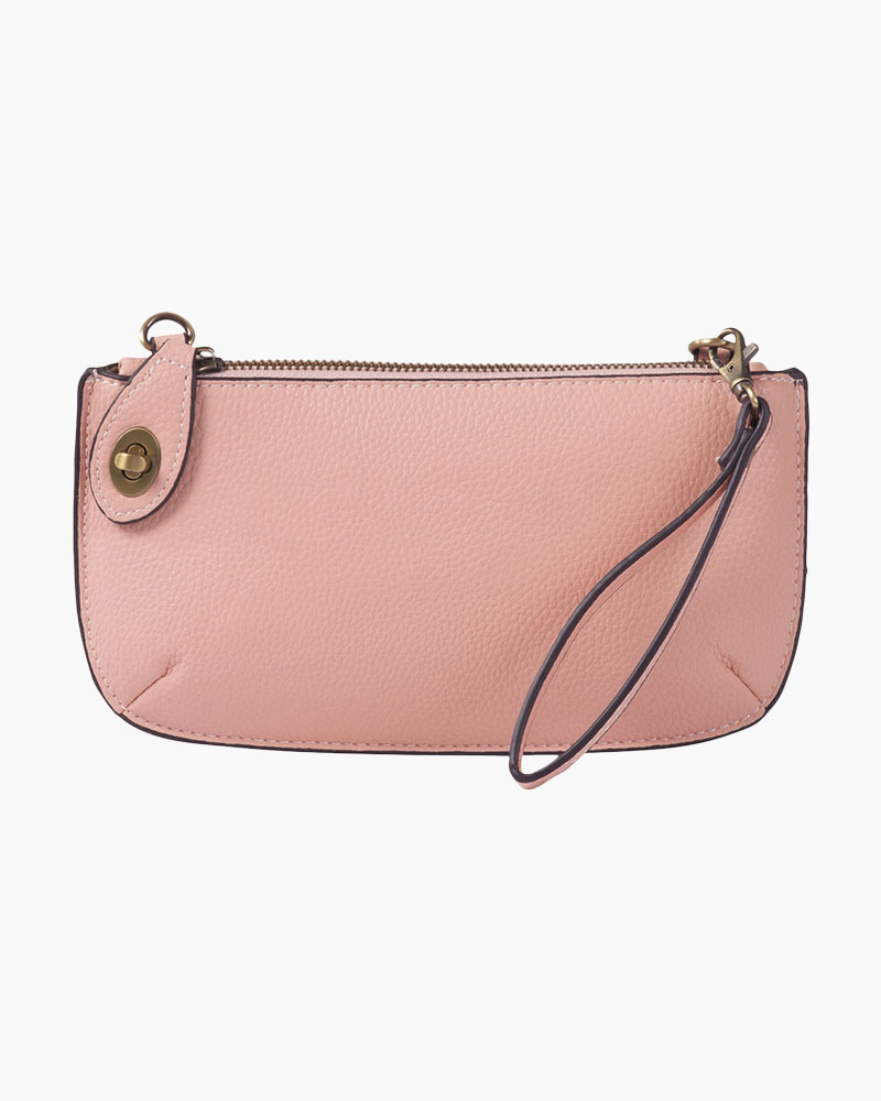 Joy Susan Accessories Convertible Crossbody Bag and Wristlet