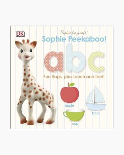 Sophie la girafe: Peekaboo ABC Board Book