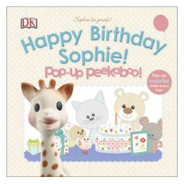 DK Publishing Sophie la girafe: Pop-up Peekaboo Happy Birthday Sophie! (Board Book)