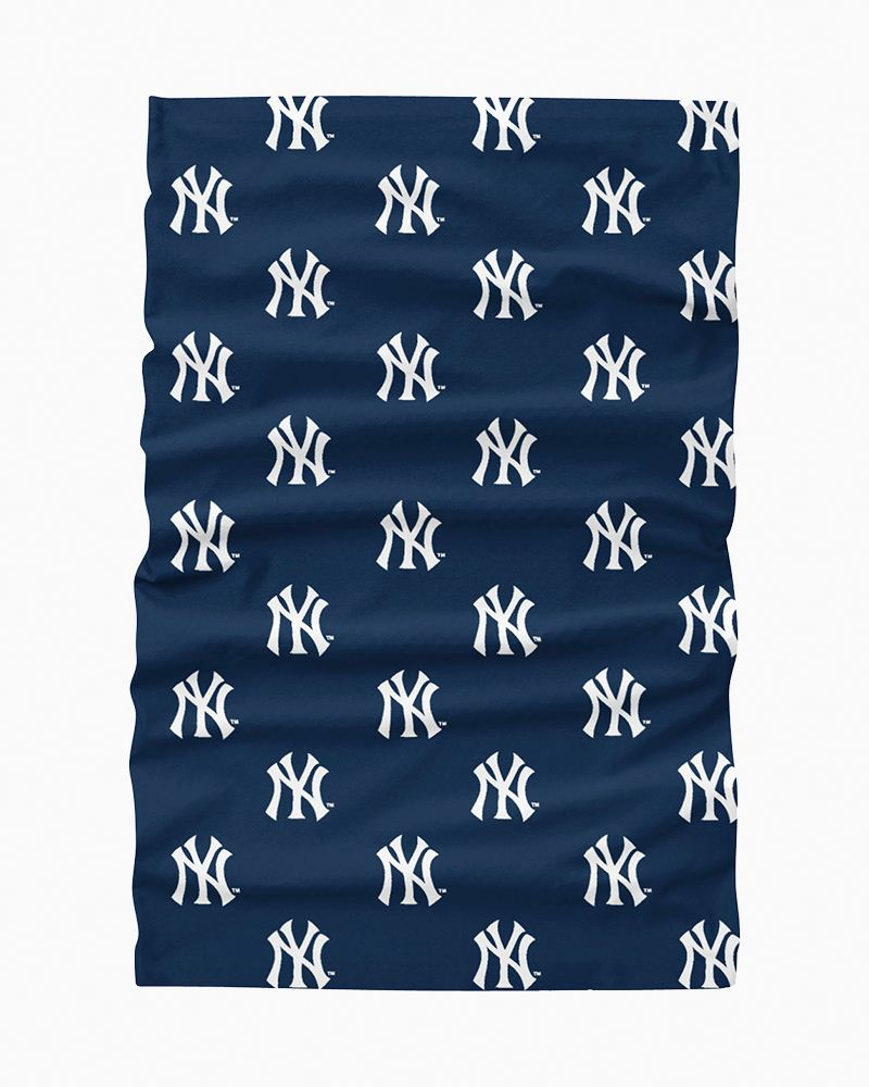 Forever Collectibles New York Yankees Mini Print Logo Gaiter Scarf The Paper Store