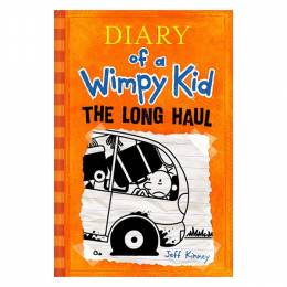 Jeff Kinney The Long Haul (Diary of a Wimpy Kid Series #9) (Hardcover)