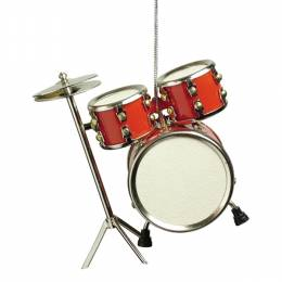 Broadway Gifts Company Drum Set Hanging Ornament
