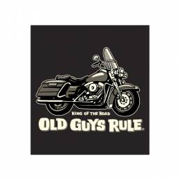 Old Guys Rule Road King Tee