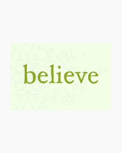 Believe (Hardcover)