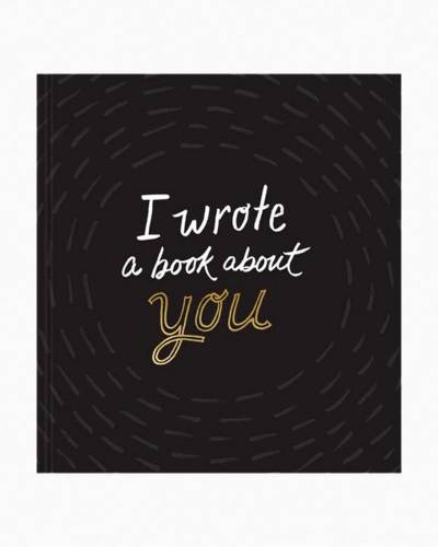 I Wrote A Book About You (Hardcover)