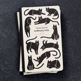 Compendium Incorporated There Are No Ordinary Cats Write Now Journal