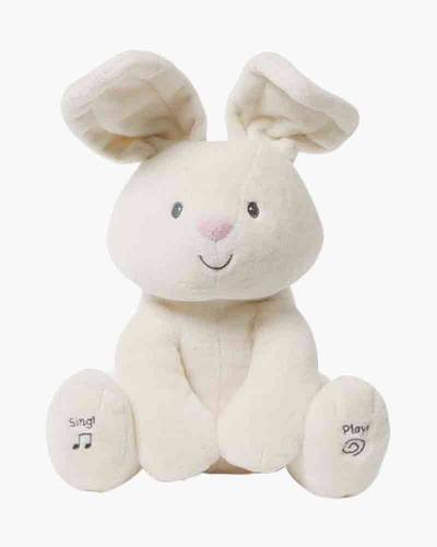 Flora the Bunny Singing Interactive Plush