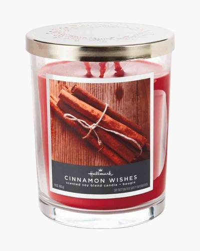 Cinnamon Wishes Soy Jar Candle