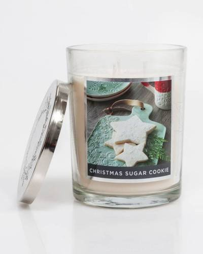 Christmas Sugar Cookie Soy Jar Candle