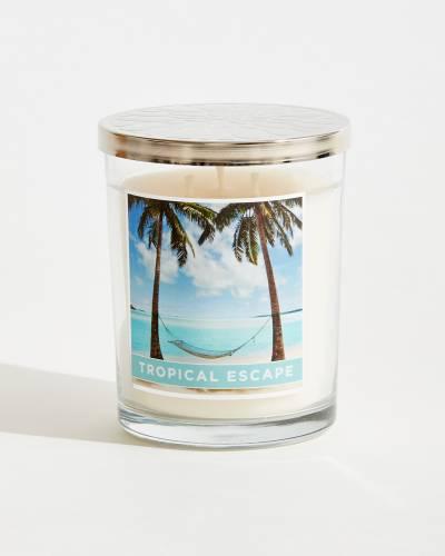 Tropical Escape Soy Jar Candle