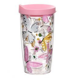 Tervis Butterfly Wrap 16 oz. Tumbler