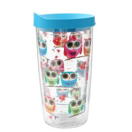Tervis Whimsical Owls Wrap 16 oz. Tumbler