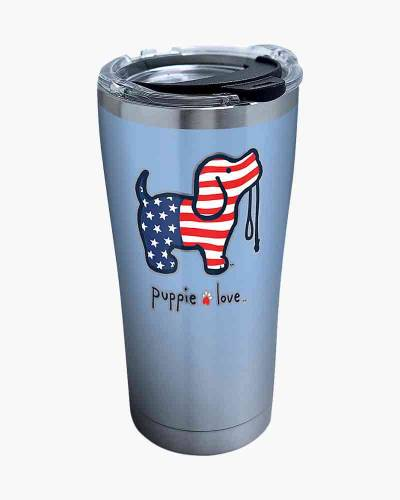 USA Pup 20 oz. Tumbler by Puppie Love