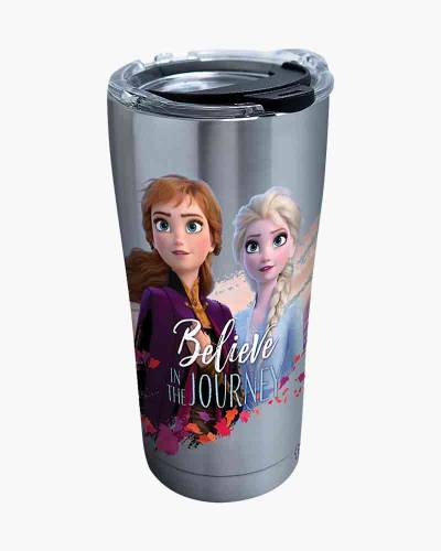 Disney's Frozen 2 Believe in the Journey Stainless Steel Tumbler with Lid (20 oz.)