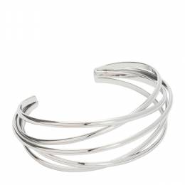 The Paper Store Layered Polished Metal Cuff