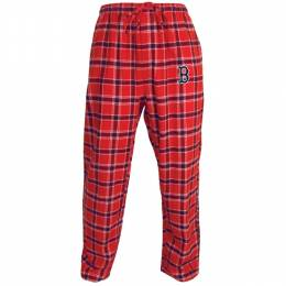 Concepts Sport Boston Red Sox Acclaim Flannel Pants