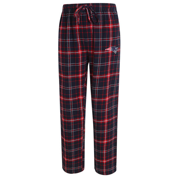 Concepts Sport New England Patriots Men's Ultimate Flannel Sleep Pants