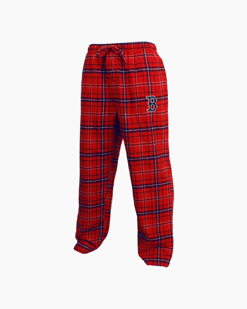 Concepts Sport Boston Red Sox Men's Ultimate Flannel Sleep Pants
