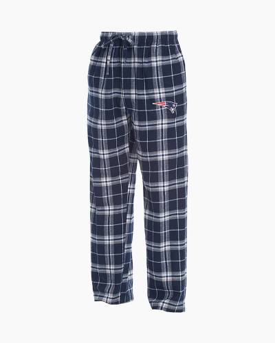 New England Patriots Men's Huddle Flannel Sleep Pants