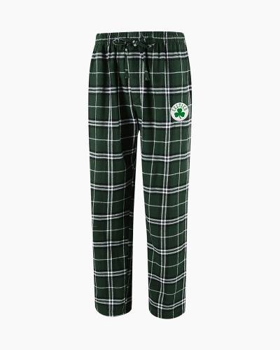Boston Celtics Men's Huddle Flannel Sleep Pants