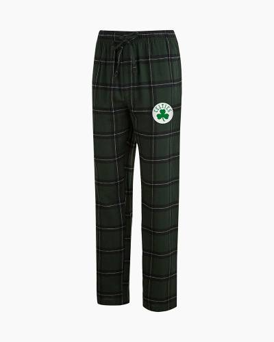 Boston Celtics Men's Homestretch Flannel Sleep Pants