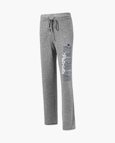 Women's New England Patriots Marble Sweater Knit Pants