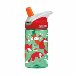 CamelBak Fox Printed eddy Water Bottle