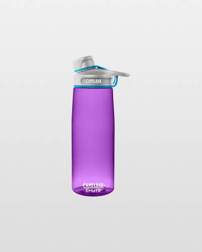 Chute Water Bottle in Lotus