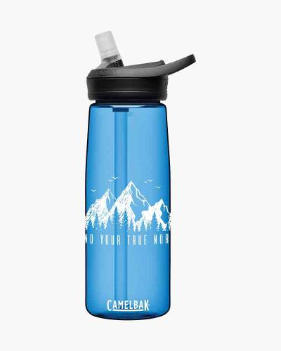 Exclusive Find Your True North .75L eddy Water Bottle