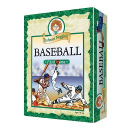 Outset Professor Noggin's Baseball Card Game