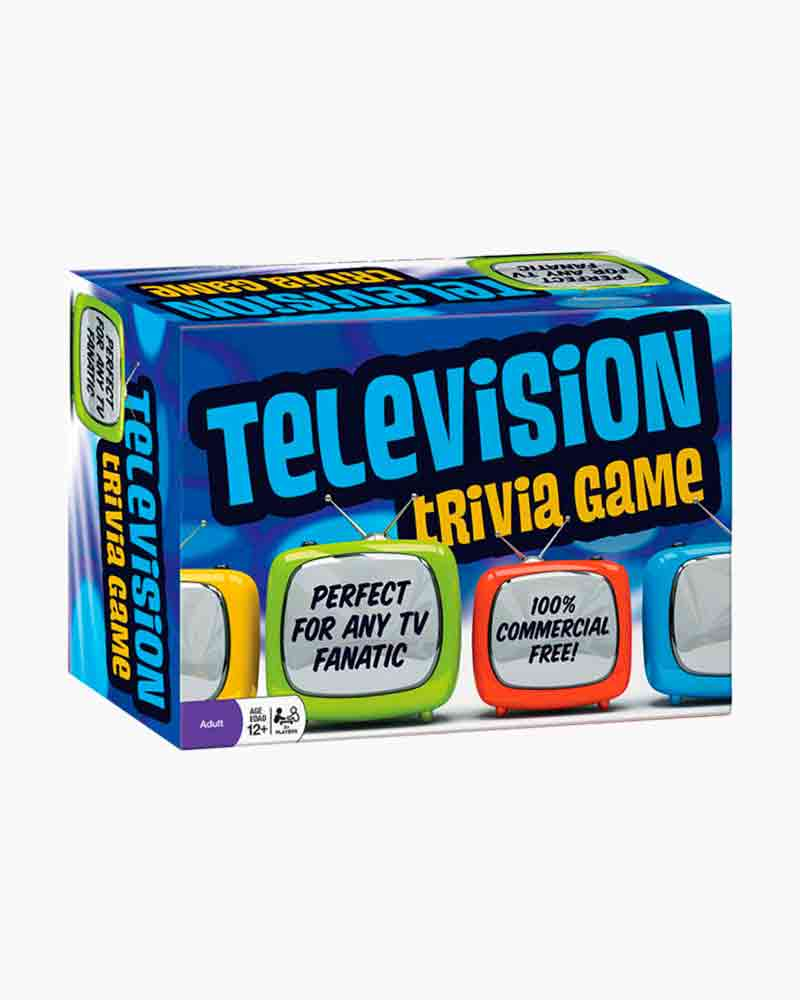 Outset Television Trivia Game