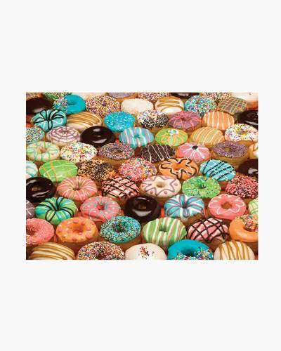 Doughnuts Jigsaw Puzzle (1,000 pc)