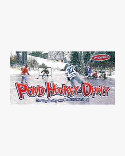 Pond Hockey-Opoly 2nd Edition