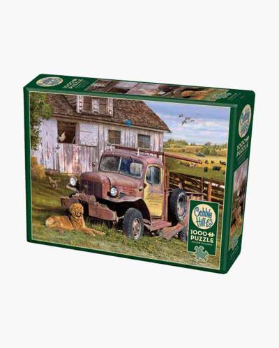 Summer Truck Jigsaw Puzzle (1,000 pc)