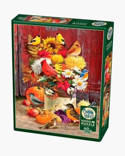 Autumn Bouquet Jigsaw Puzzle (1,000 pc)