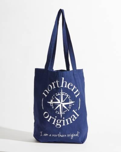 Exclusive I Am a Northern Original Canvas Tote Bag