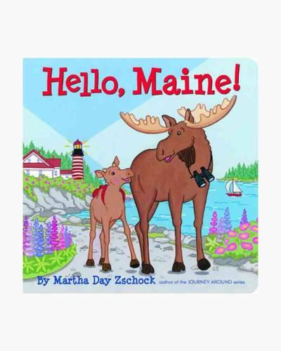 Hello, Maine!
